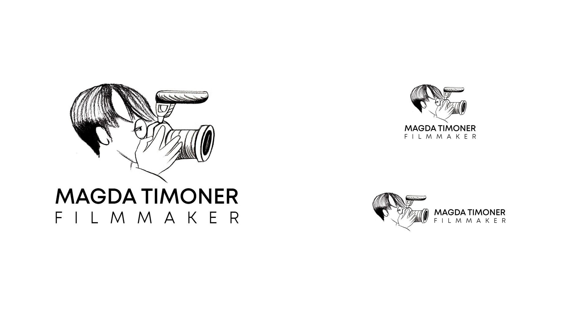Logo Magda Timoner